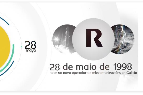 R – 20 años de publicidad